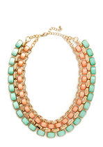 Jewelry - Sweet as Cotton Candy Necklace
