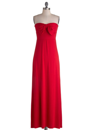 Holiday Away Dress in Red from ModCloth - $54.99 #affiliate
