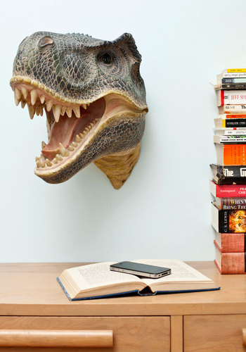 8 ways to express dinosaur appreciation in your home | offbeat