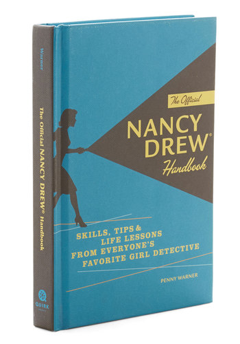 The Official Nancy Drew Handbook