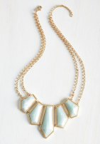 Gilded Finesse Necklace
