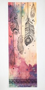 Bring It on Om to Me Yoga Mat