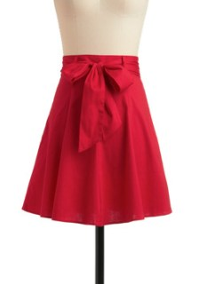 Musée de Montmartre Skirt