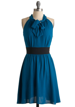 The Teal Deal Dress