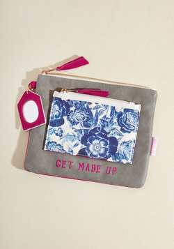 Accessories - Organized to Beautify Makeup Bag