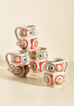 Home & Gifts - Hoot's Invited? Mug Set