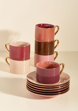 Kitchen & Dining Accessories - Thanks So Matcha Tea Set in Rose Garden