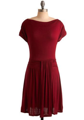 Ruby Romance Dress