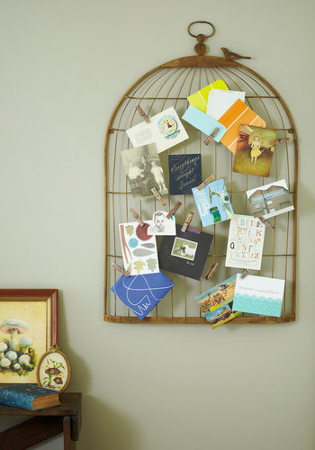 Interest Coop Keepsake Board - Bronze, Vintage Inspired, Dorm Decor, Rustic, Graduation, Top Rated