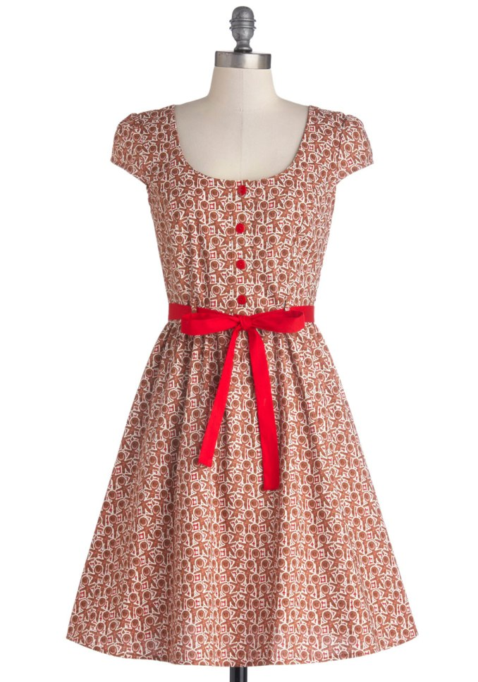 Image Result For Casual Red Dress With Sleeves