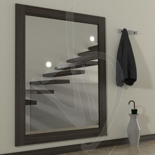 miroir encadre avec cadre en bois