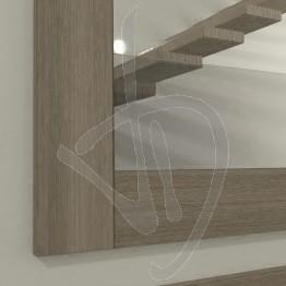 miroirs avec cadre en bois vente en