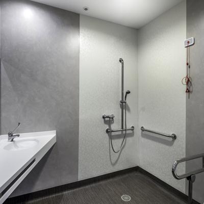 Systeme Sarlibain Solution Pvc Pour Salle De Bain Forbo Flooring Systems
