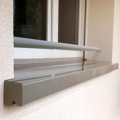 Protegenet Tradition Systeme D Appui De Fenetre En Aluminium Dani Alu