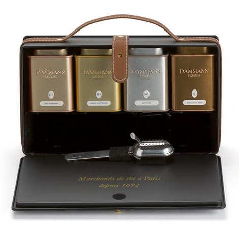 superbe tea selection by dammann