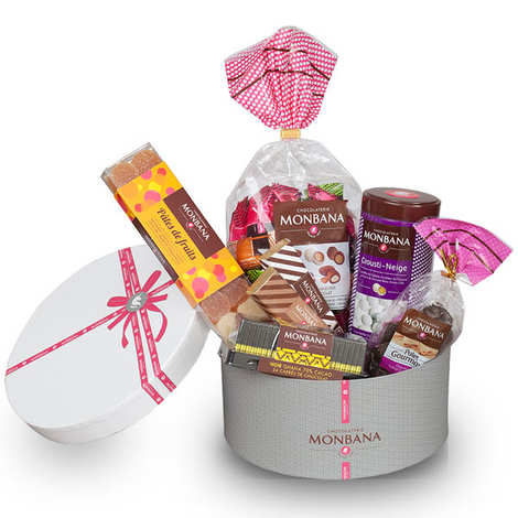 coffret cadeau chocolat