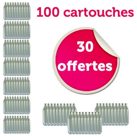 n2o pour siphon chantilly 30 offertes