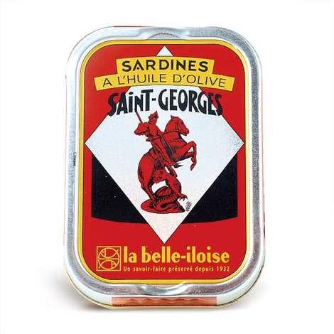 sardines saint georges in olive oil
