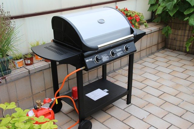 bbq chief gasgrill by maxxus im test produkttests. Black Bedroom Furniture Sets. Home Design Ideas