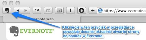 Evernote Safari Clipper