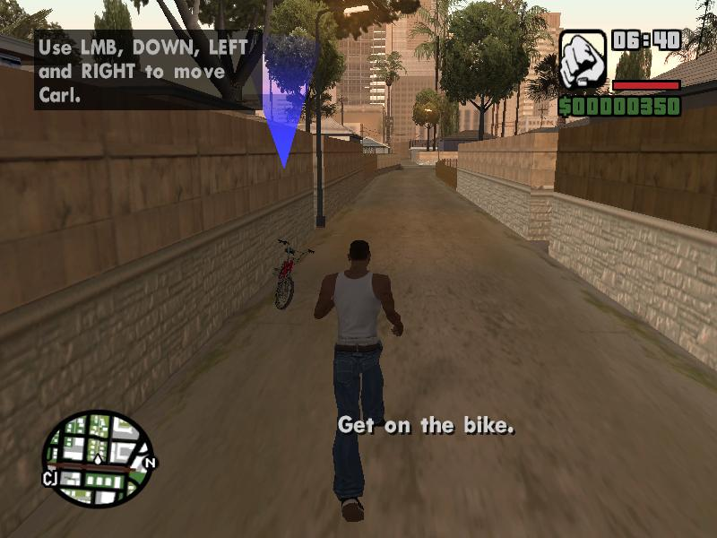 download gta san andreas for PC in 502 MB