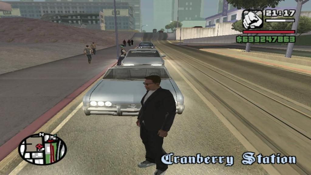 Gta San Andreas savegame pc