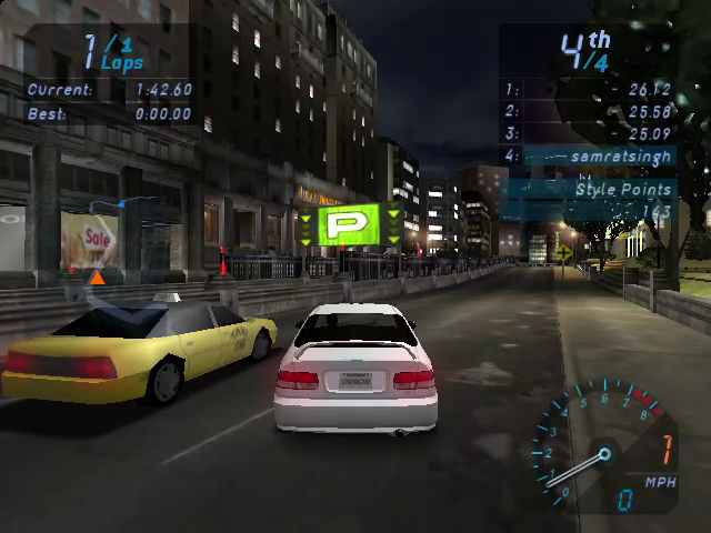 need for speed underground pc download