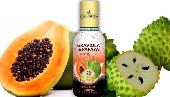 graviola-papaya-suc