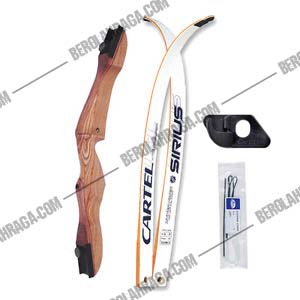 Produsen Cartel Paket 2 (Riser-Limbs-Dstring-Arrow rest) Murah