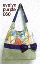 tas kain goni - evelyn purple 060