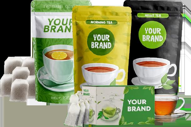 maklon produsen teh herbal dari CV intilaras sejahtera