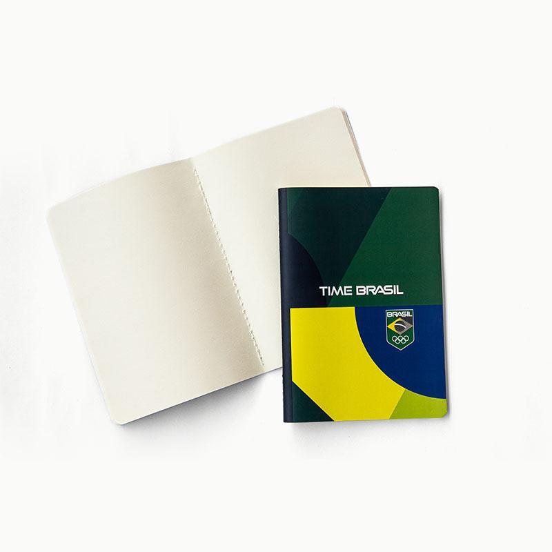 Caderno Bandeira
