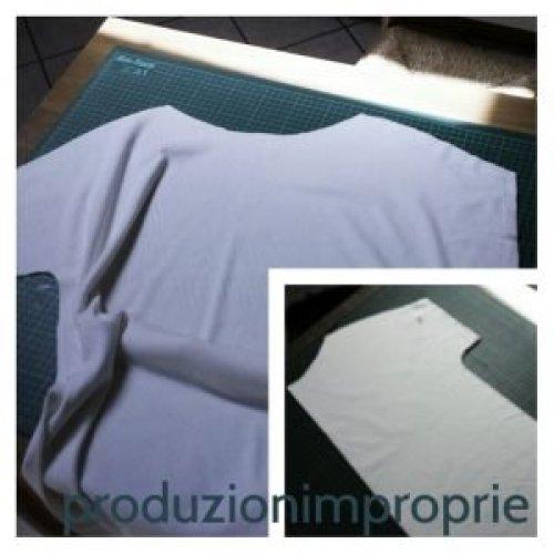 mezza maglietta