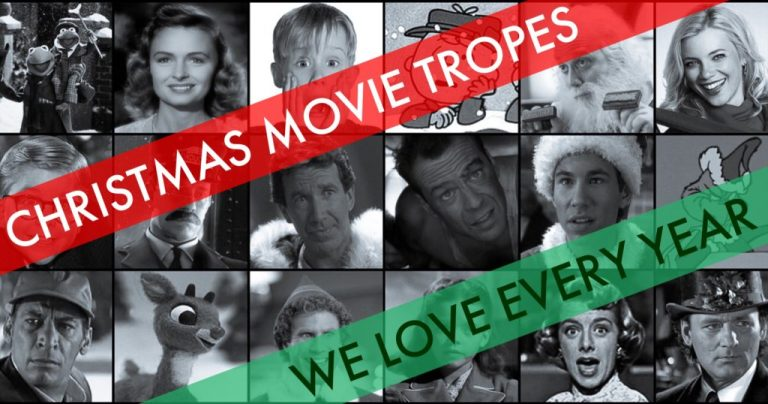 Christmas Movie Tropes