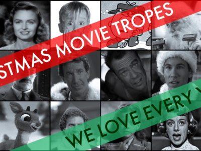 Christmas Movie Tropes