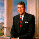 40 Ronald Wilson Reagan