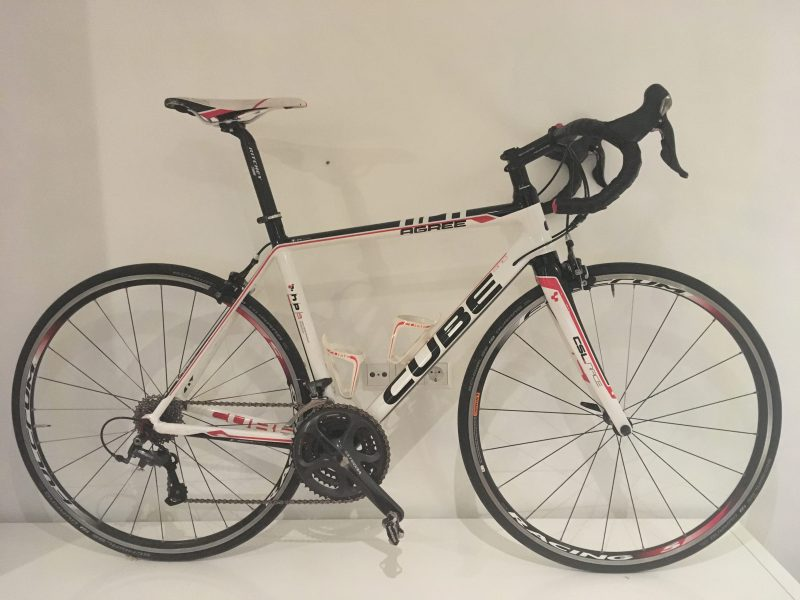 Cube Agree HPA Shimano Ultegra Triple