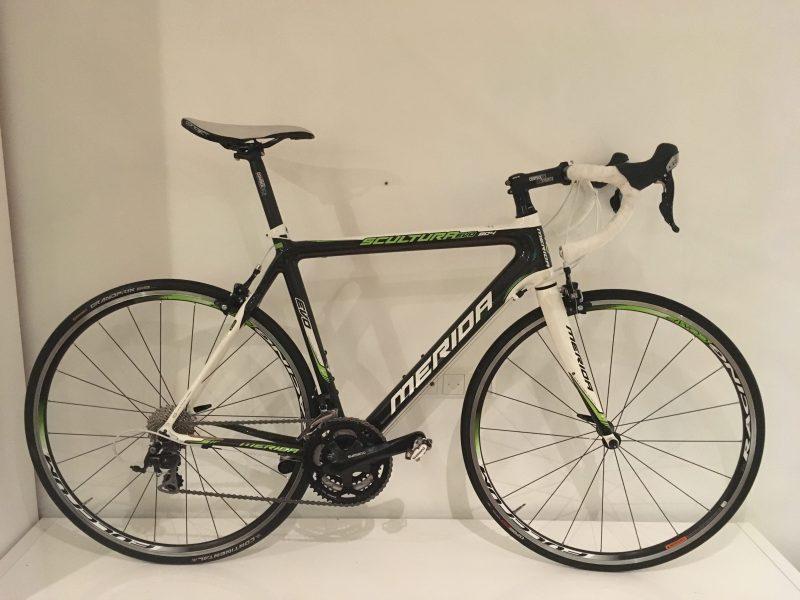 Merida Scultura Evo Shimano 105 Triple Carbon