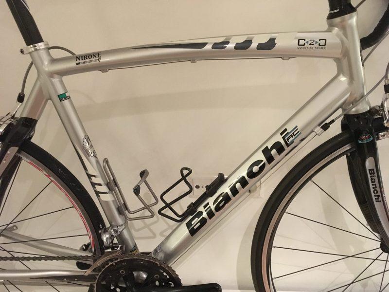Bianchi C2C Via Nirone 7 Shimano Ultegra Triple