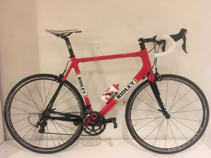 Ridley Helium Shimano 105 Carbon