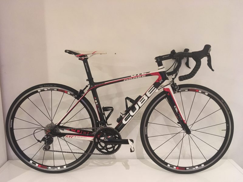 Cube Agree GTC Carbon Shimano 105