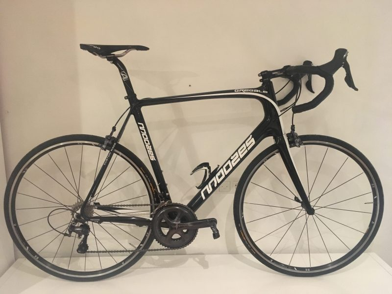 Moozes Gregale Shimano Ultegra Carbon