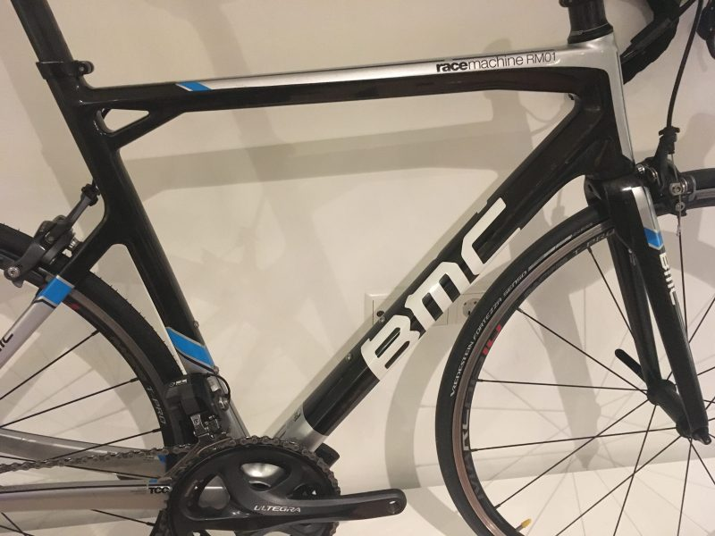 BMC Racemachine Shimano Ultegra Di2 Carbon