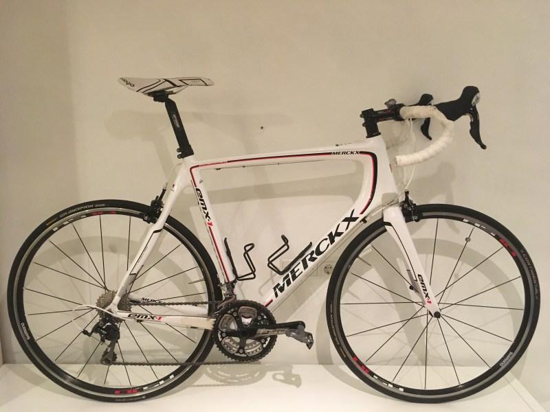 Eddy Merckx EMX-1 Shimano 105 carbon