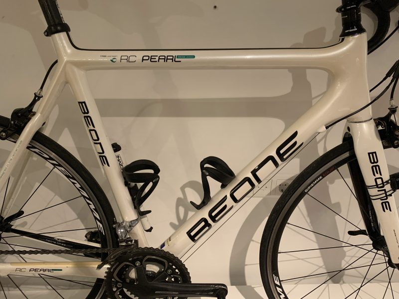 Beone RC Pearl Shimano Ultegra Triple Carbon