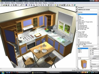 дизайн кухни программа онлайн 7