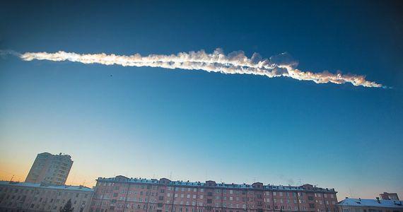 Челябинск метеорит