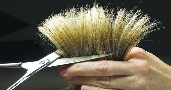 разговор в парикмахерской