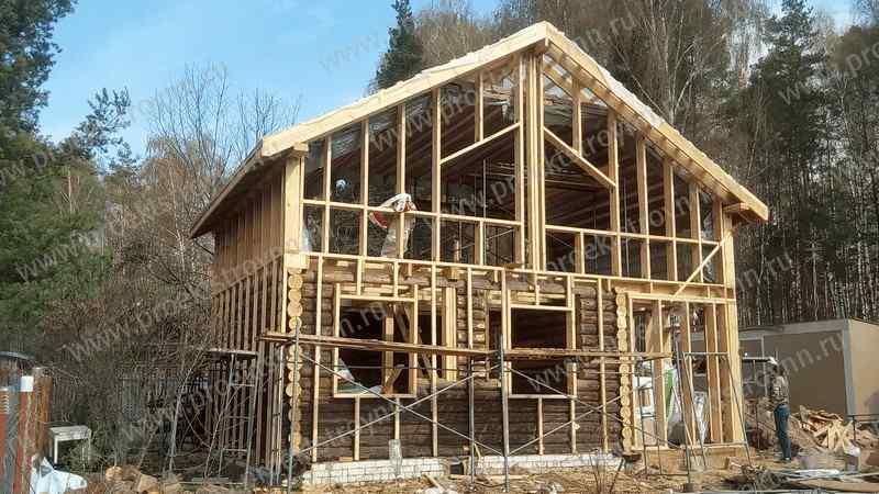 каркасный дом, строительство каркасного дома, отделка каркасного дома