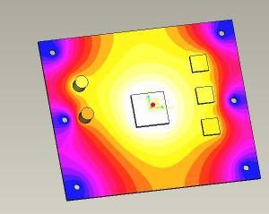 Electronics Cooling Thermal Analysis